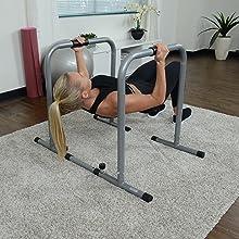Heavy duty exercise equipment