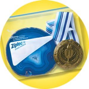 Ziploc - IT'S A SHOW & TELL TRANSPORTER