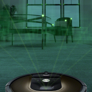 iRobot Roomba 981 nawigacja