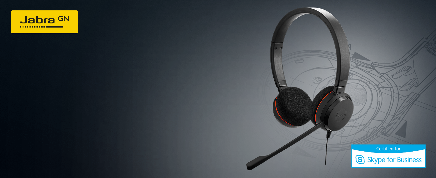 Professionel office headset