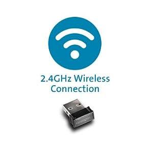 Kensington Pro Fit Wireless Mobile Mouse K75228WW