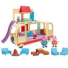 jazwares;peppa pig toys;transforming campervan