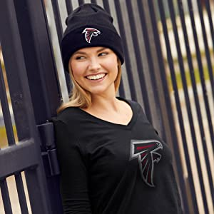 sale retailer b9a9c 10bb7 Gearing up for the big game, your next tailgate party, or just headed out  on the town  If the weather outside is frightful, you can still look cool  while ...