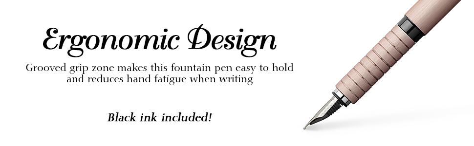 black fountain pen ink, nice fountain pens, nice pens, corporate gifts, corporate gift pens, pens