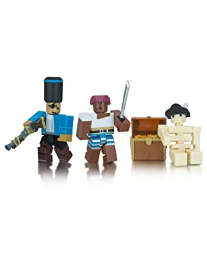 Amazon Com Roblox Action Collection Cannoneers Battle For