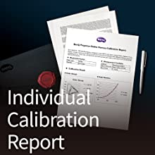 Each W1720 comes with Individual factory calibration report to guarantee the color performance