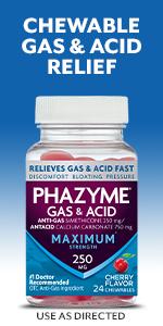 Phazyme Maximum Chewable