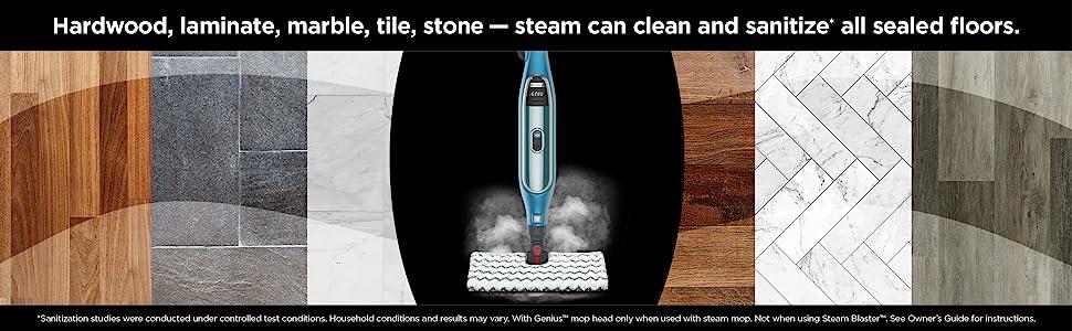hardwood steamer, laminate steamer, marble steamer, tile steamer, stone steamer, steam clean floors