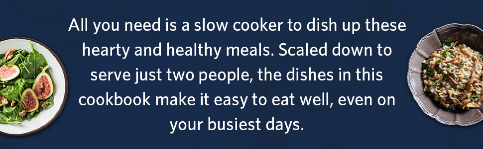 healthy cookbook,cooking for two,slow cooking for two,healthy slow cooker cookbook,healthy cooking