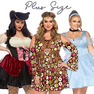 plus size, curve, curvy, costumes