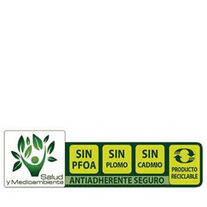 Sartenes Tefal Sensoria Compromiso de Tefal con la salud y el medio ambiente
