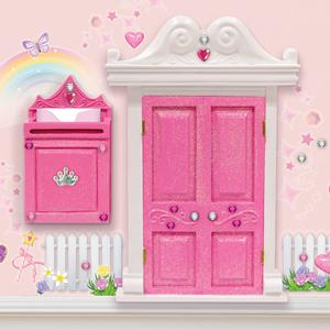 My fairy doorways princess by horizon group for Princess fairy door