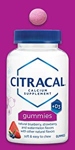 Citracal Calcium Pearls 400 Mg Calcium Carbonate With 1000 Iu Vitamin D3 Bone Health Supplement For Adults Pill Alternative Pearl Chewables Berries And Cream Flavor 70 Count Amazon Sg Health Personal Care