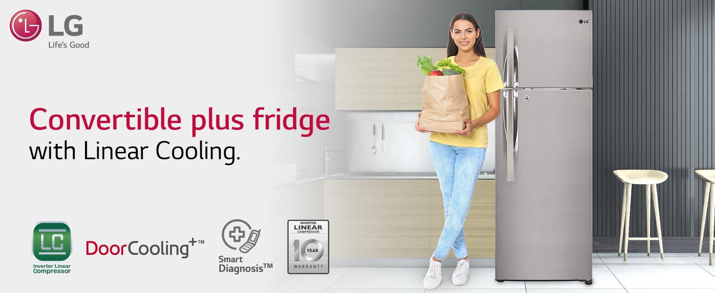 LG Frost Free Refrigerator