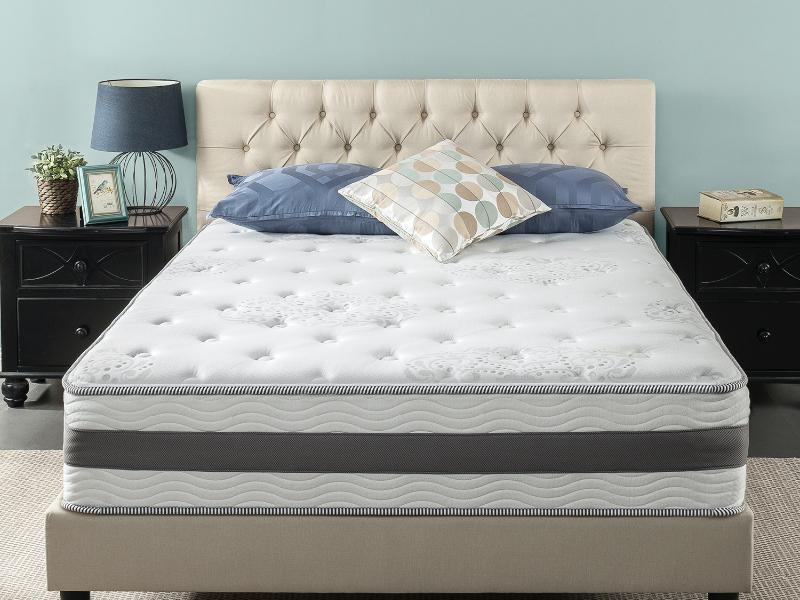 mattress front view