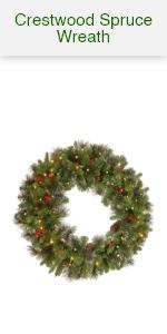 Crestwood Wreath