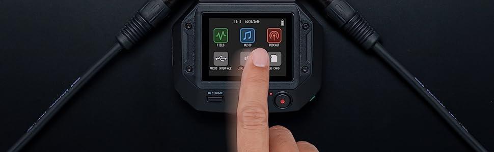 Zoom H8 Handy Recorder 6