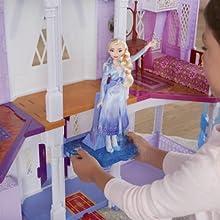 NEU Frozen II Disney Die Eiskönigin 2 Königliches Schloss von Arendelle