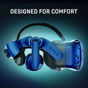 Amazon com: HTC VIVE Pro Virtual Reality Headset Only: Garden & Outdoor
