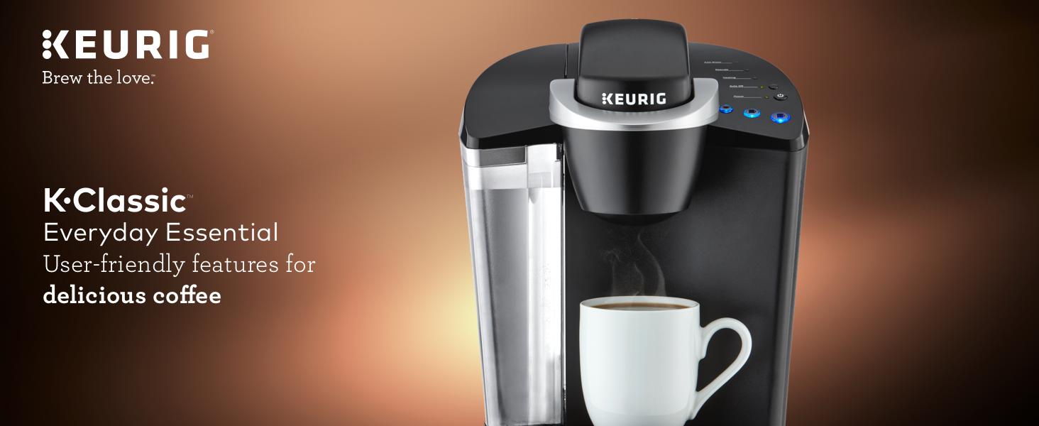 Amazon Com Keurig K55 K Classic Single Serve Programmable