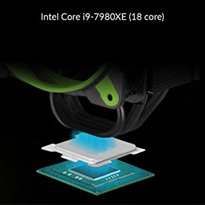 High Performance for High-End CPU