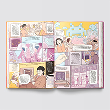 gamish graphic novel graphic nonfiction edward ross comic book