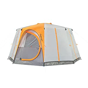 78aed5ae62a Amazon.com    Coleman Signature 2000014462 Tent Octagon 98 Full ...