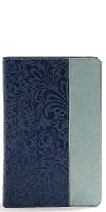 CSB Disciple's Study Bible, Blue LeatherTouch, NIV Blue Leathertouch, ESV Blue Leathertouch study