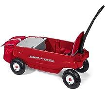Amazon Com Radio Flyer Ultimate Comfort Wagon Toys Amp Games