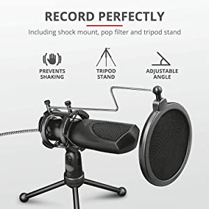 stabiele microfoon