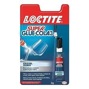 Loctite Super Glue Crystal - glaslijm extra sterk transparant