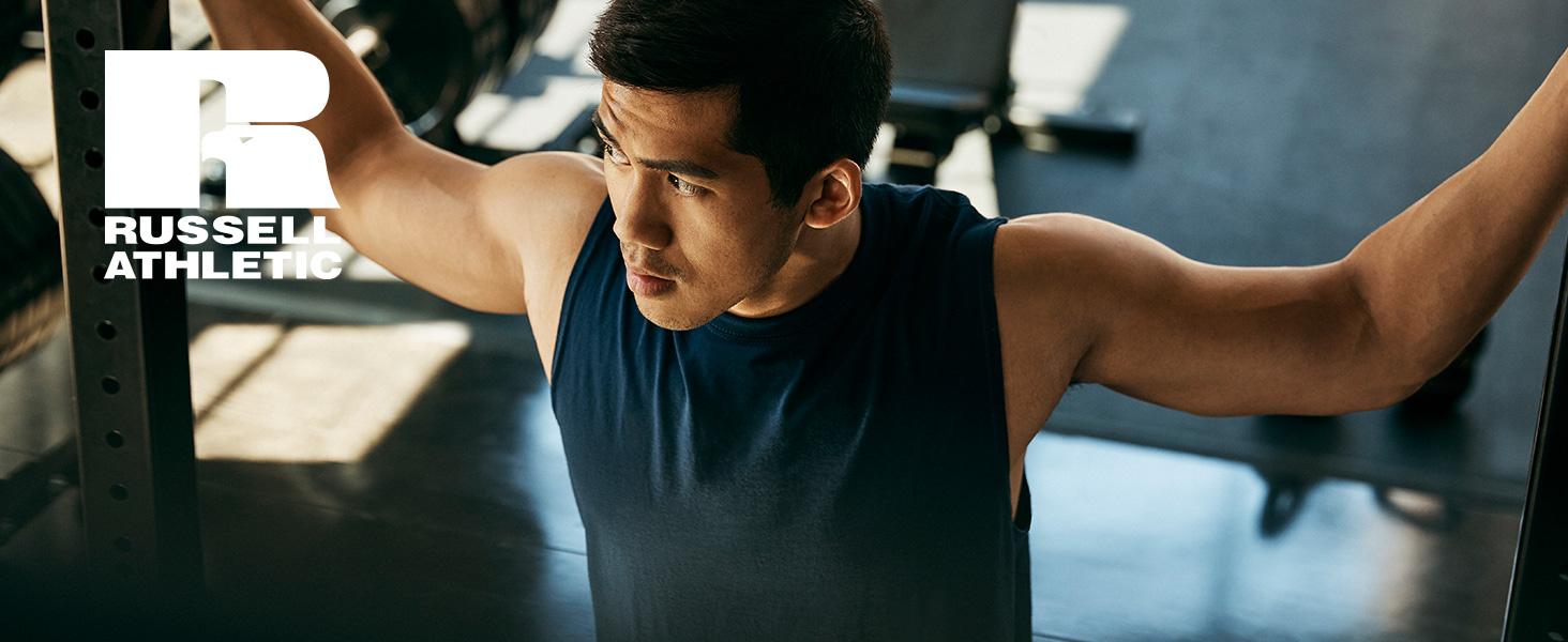 sleeveless muscle