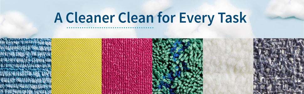 E-Cloth is an all natural, chemical free, microfiber cleaning cloth that only uses water.