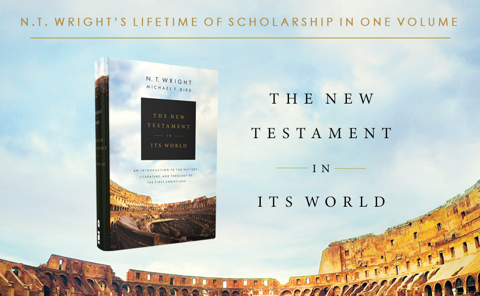 N.T. Wright's Lifetime of Scholarship in One Volume