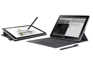 Samsung Galaxy Book - Switch from touch to type with a keyboard