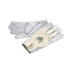 Color Negro LY Tools Guantes de l/átex para jardiner/ía Industrial Goma, Talla 10 XL