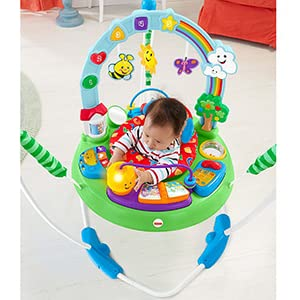 Amazon Com Fisher Price Laugh Amp Learn Jumperoo Baby