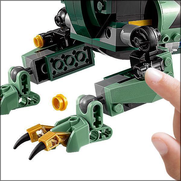 Lego ninjago le dragon d 39 acier de lloyd 70612 jeu de construction jeux et jouets - Ninjago dragon d or ...
