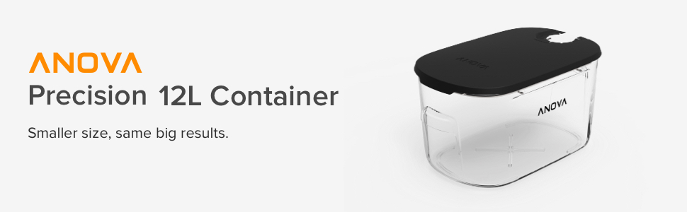 sous vide, sous vide container, slow cooker, slow cooker container, fish, meat, poultry, vegetable