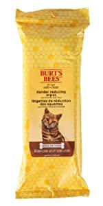 Burts Bees Cat Kitten wipes