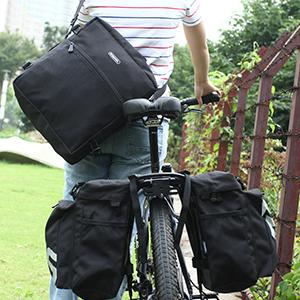 rear seat bike bag