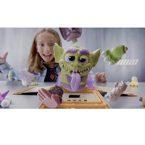 Multicolor MGA Entertainment 557258E7C Crate Creatures Surprise Kaboom Box Gobbie Mix N Match Creature Figurine