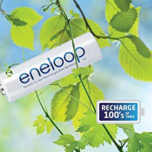 The Planet Wants You to Buy Eneloop