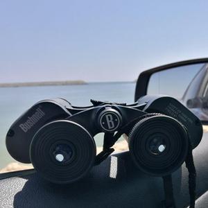 binoculars car