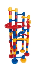 Galt Super Marble Run, Construction Kit for Kids