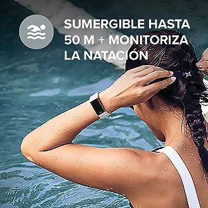 sumergible hasta 50 M+