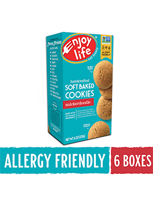 Enjoy Life Foods Snickerdoodle Soft Baked Cookie