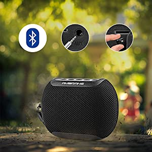 speaker with micro sd card