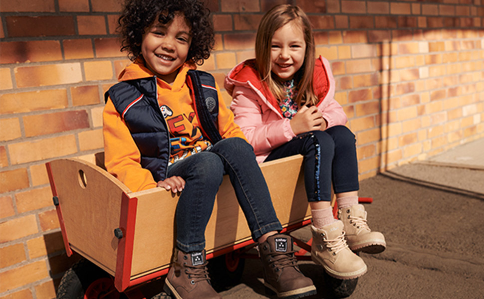 s.Oliver Junior Kids - Pantalones vaqueros para niño