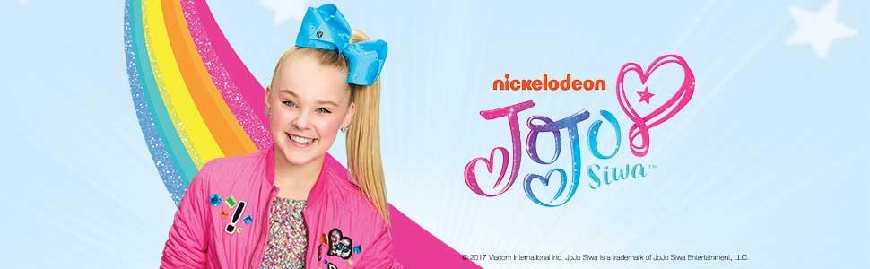 Amazon.com: Nickelodeon JoJo Siwa Plush Sparkle Rainbow